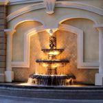 Искусство создания фонтана