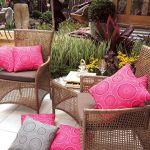 Плетеная мебель: «здоровье из плетёнки»