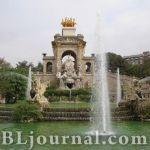 Парки и сады Барселоны