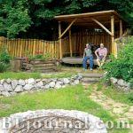 Лужайка для отдыха на загородном участке (из практики ландшафтного дизайнера)