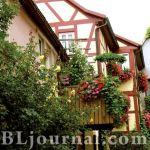 Модный балкон