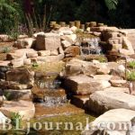 Сад «Водная лестница»