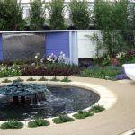 Чудный сад воды