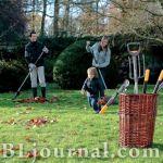 Садовый инструмент Fiskars Garden Light облегчает основные виды садовых работ