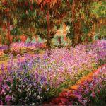 Сад вдохновения Клода Моне