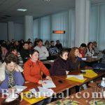Семинар по ландшафтному дизайну 8–10.02.2012 в Киеве