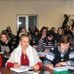 Завершился семинар по ландшафтному дизайну в Киеве