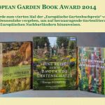 Книга Татьяны Койсман «100 растений для Вашего сада» заняла третье место в конкурсе «Европейская садовая книга»