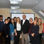 21–22 декабря 2016 года состоялся семинар с Мариушем Пасеком