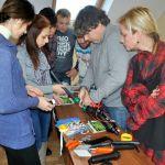 9–10 февраля 2017 года состоялся семинар с Марией Михайловой-Борисовой