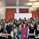 16–17 ноября 2017 года состоялся семинар с Анной Адасинской
