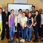 18–19 мая 2017 года состоялся семинар с Анной Ткаленко