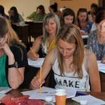 10–11 июня 2015 г. состоялся семинар с Татьяной Койсман и Татьяной Лебедевой
