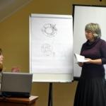 Семинар с Татьяной Койсман, Киев, 08–09 декабря 2016 г