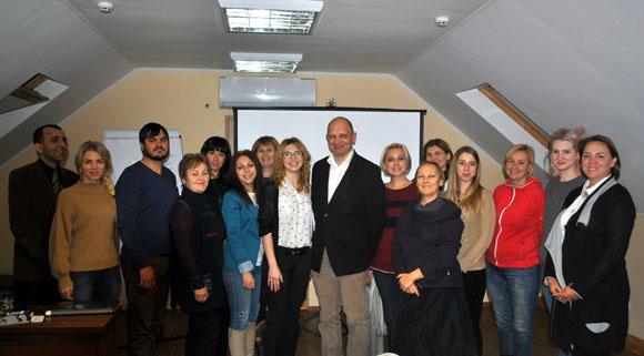 21–22 декабря 2016 г., семинар с Мариушем Пасеком
