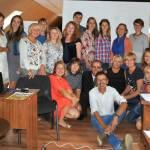 22–23 сентября 2017 года, семинар с Кристианом Крессом